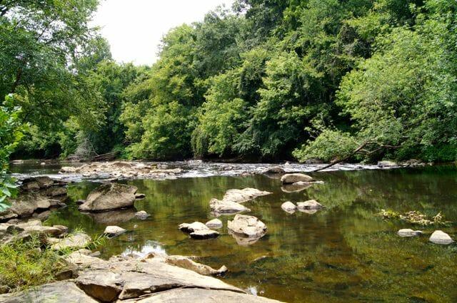 Upper Haw River