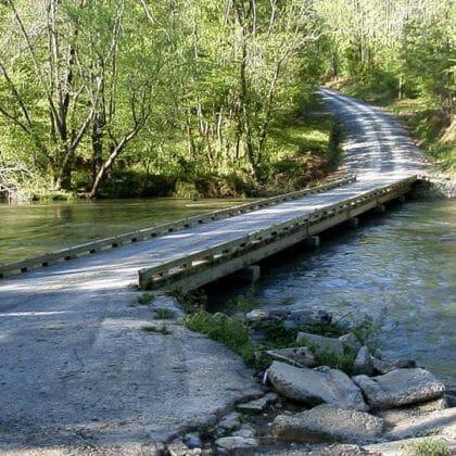 coggins low water bridge uwharrie